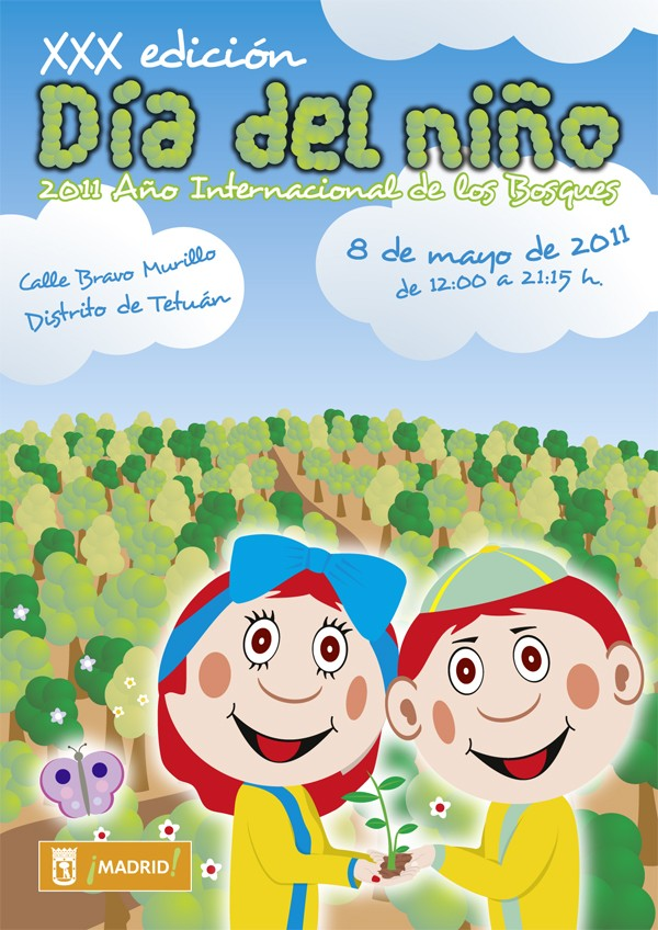 Día del Niño Madrid