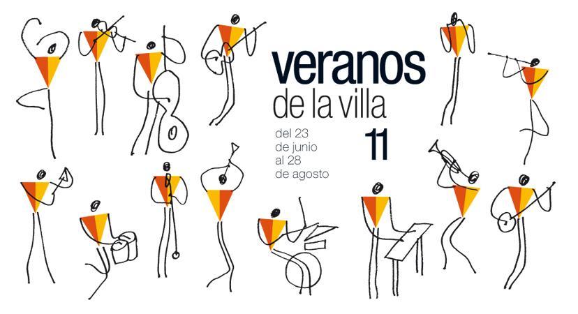 Veranos de la Villa 2011 programación completa