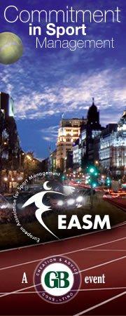 Congreso deporte EASM Madrid