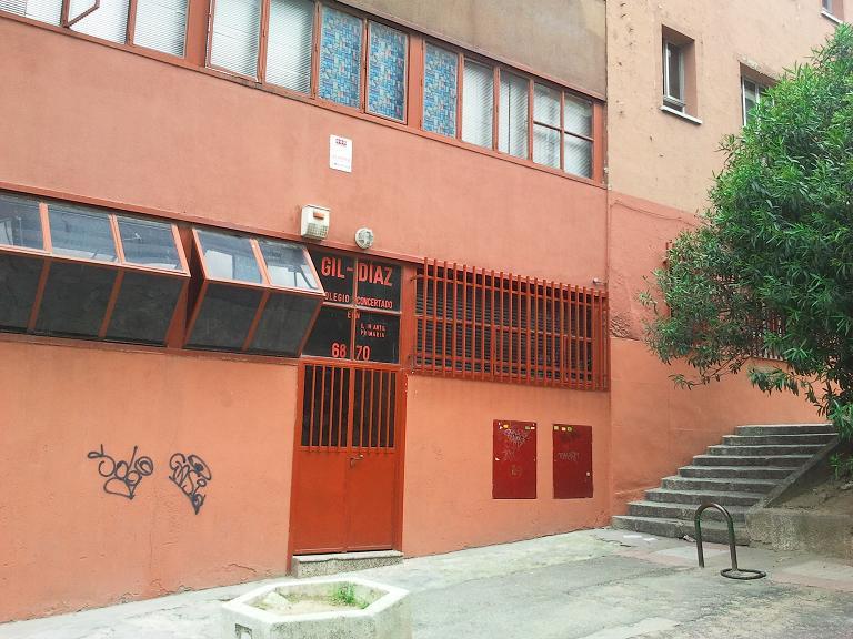 Colegios concertados Tetuán