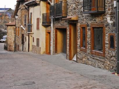 Calles de Montejo de la Sierra