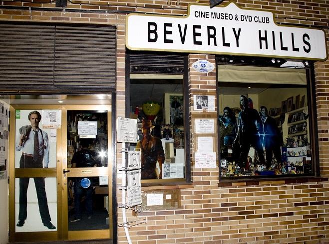 Videoclub Beverly Hills