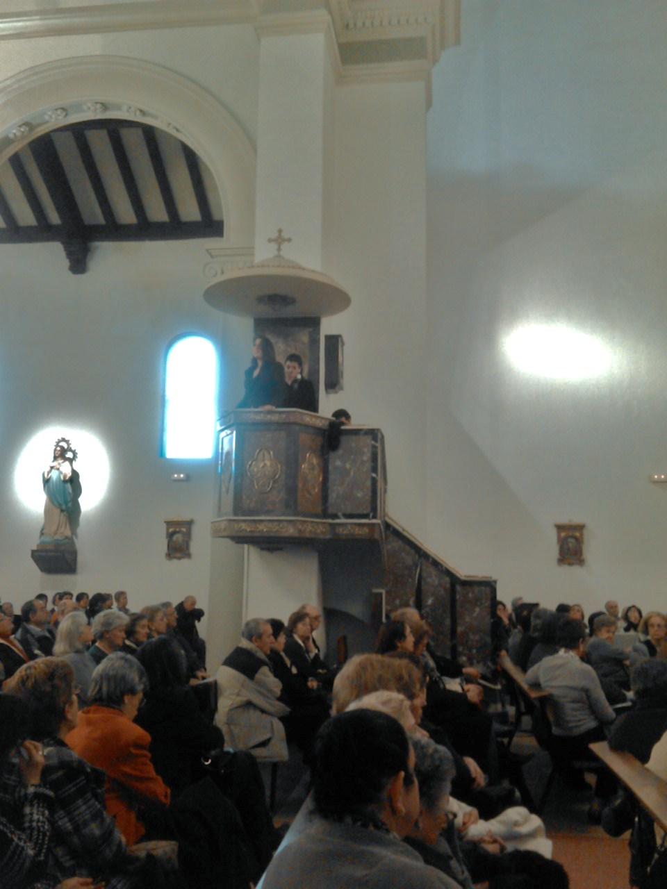 Semana Santa Iglesias tetuan