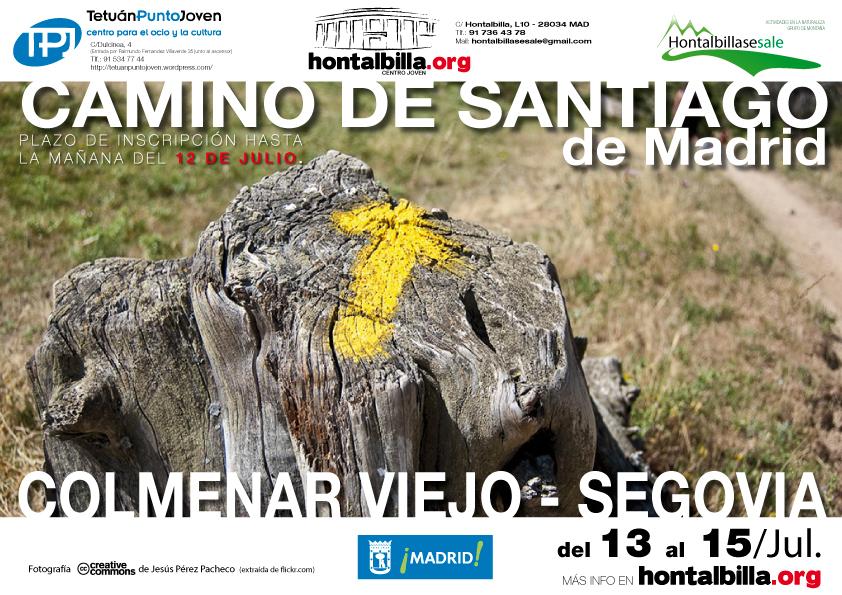 Camino de Santiago madrileño - Madrid