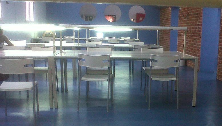 Sala de Lectura Garcia Berlanga