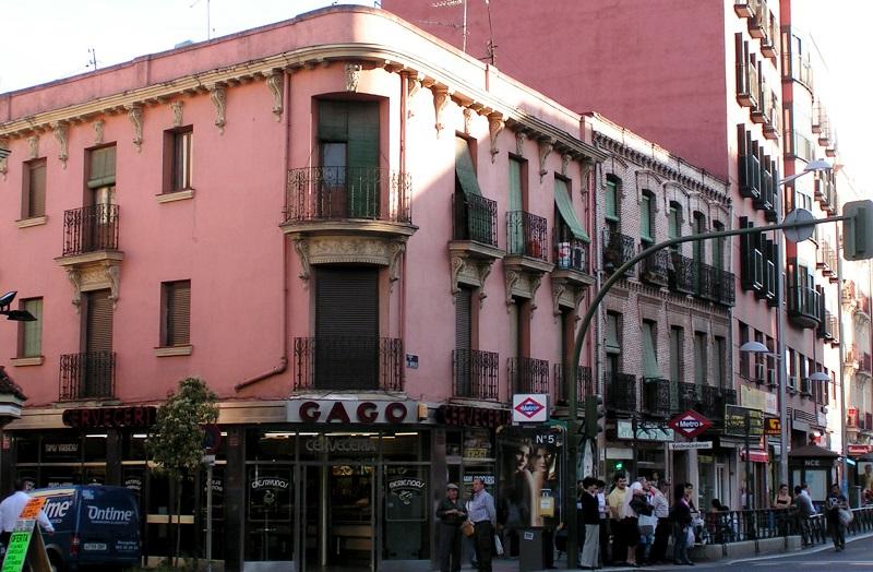 Bravo Murillo Madrid