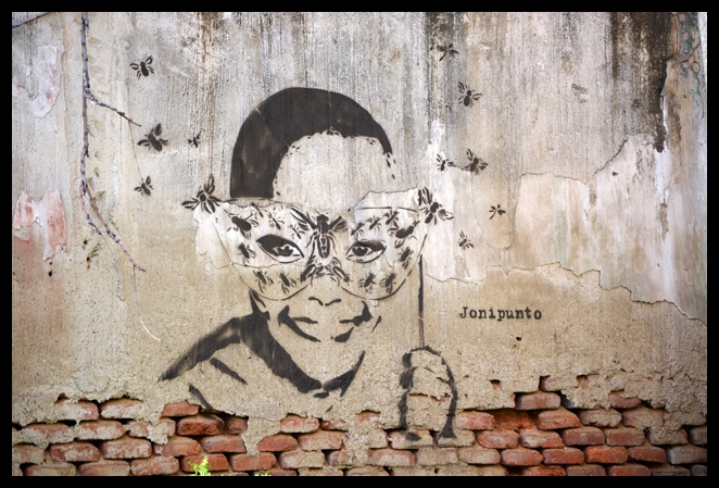 Joni. Arte urbano