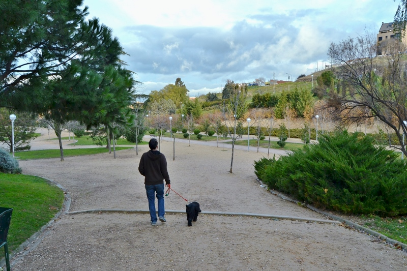 Parque Rodríguez Sahagún