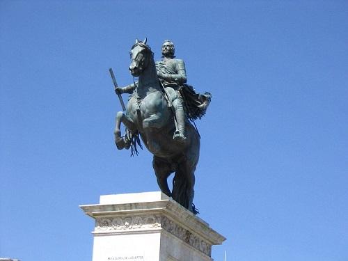 Del Cid Campeador a Felipe IV