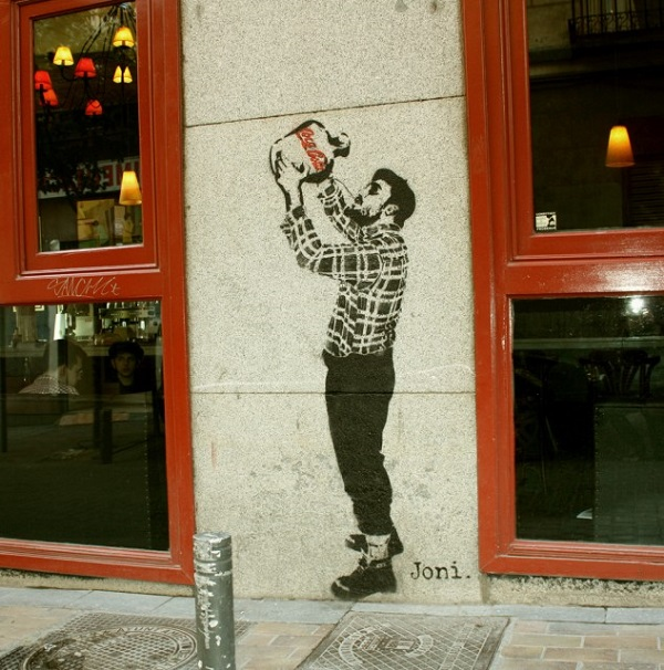 Joni Arte urbano