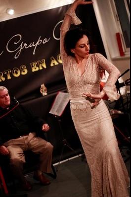 Tango, poesía y flamenco