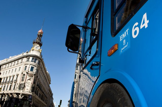 tarjeta metro autobus madrid