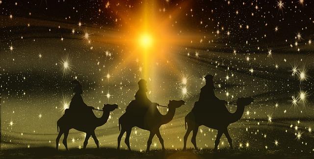 Cabalgata de Reyes en Tetuán